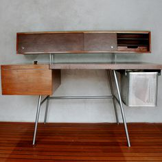 Home office desk; George Nelson