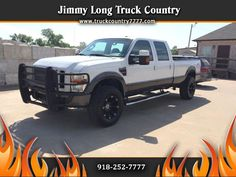 Used 2008 Ford F350 for Sale in Broken Arrow OK 74014 Jimmy Long Truck Country