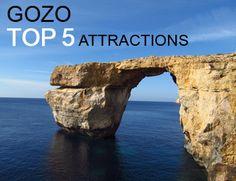Vor der Küste von Malta, das Azure Window, im Westen von Gozo. Malta, Travel Around The World, Around The Worlds, Beautiful Islands, City, Beach, Places, Water, Outdoor