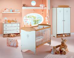 California Designs Baby Room Uploaded To Pinterest Chambre