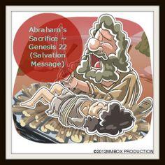 Abraham's Sacrifice ~ Genesis 22 (Salvation Message) - Future.Flying.Saucers.