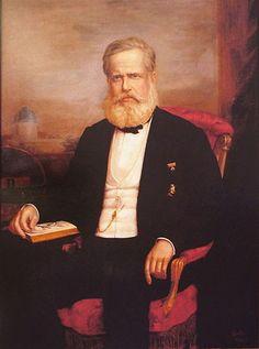 D. Pedro II - Museu Nacional, Rio de Janeiro