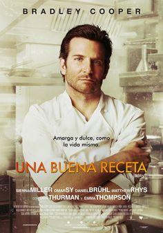 CINEMA unickShak: UNA BUENA RECETA - cine MÉXICO Estreno: 08 de Abril 2016