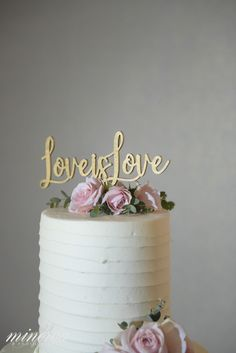 love is love cake topper ideas for lgbt same sex wedding sam + katie Love Cake Topper, Cake Toppers, Lifestyle Photography, Wedding Photography, Boca Raton Florida, Lgbt Wedding, Fort Lauderdale, Naples, A Boutique