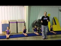 Teaching running drills for vault   Swing Big!