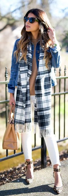 Casual Weekend Fall Inspo by The Girl From Panama