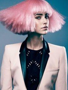Kelsey by Matthew Lyn for Chloe Magazine