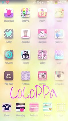 cocoppa app for android - Google Search
