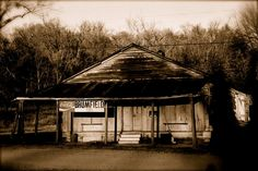 Vacant General Store