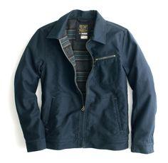 Men's Jacket. JCREW - Holidays