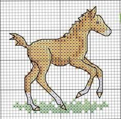 ru / Foto # 38 - Pferde - irinika by lacey Cross Stitch Horse, Unicorn Cross Stitch Pattern, Small Cross Stitch, Cross Stitch Cards, Cross Stitch Borders, Cross Stitch Animals, Cross Stitching, Cross Stitch Embroidery, Cross Stitch Patterns