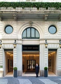 Park Hyatt, Milan / steps away from the Duomo and the Galleria, its location can't be beat.