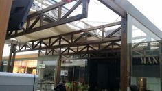 Wood beam farm