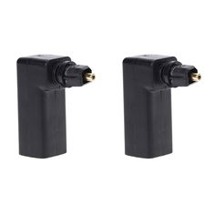 Right Angle TosLink Female to TosLink Male Plug Adapter Audio Connector Optical Digital TosLink Optical Fiber Adapter
