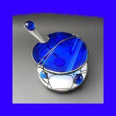 Prezent wspaniały. Niezwykła cukiernica :) / Gift gorgeous. Unusual sugar bowl :) in Galeria Limart Lidia Becela na DaWanda.com