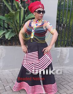 Xhosa Attire, African Attire, African Wear, African Outfits, African Clothes, African Style, Long African Dresses, Latest African Fashion Dresses, African Print Fashion