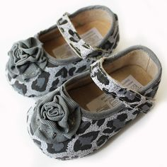 I would buy cute little outfits just to go with these for my little girl<3