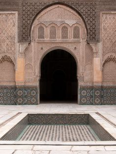Ben Youssef, Marrakech Morocco- Cereal Magazine