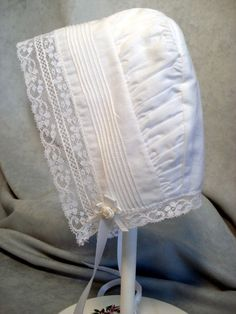 KEEPING TRADITIONS Heirloom Christening Gown by CLDaugherty