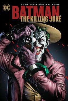 """So at Comic Con I got the chance to see the animated killing joke movie and I gotta say this movie was really disappointing. The first half us dedicated to getting to know Batgirl but when you turn her character into """"notice me Batman"""" I stop caring for her. And this may just be me but I always hate sexual tension between Batman and her. So after her little story is over it jumps right into The Killing Joke. And it feels weird. Like it was such a sudden shift in tone and dialog. Continued."""