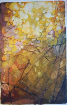 Olivia Mae Pendergast by susieteague Landscape Art, Landscape Paintings, Tree Art, Art Techniques, Painting Inspiration, Amazing Art, Watercolor Art, Cool Art, Abstract Art