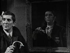 via The Obscure Hollow the original Barnabas Collins - the late Jonathan Frid