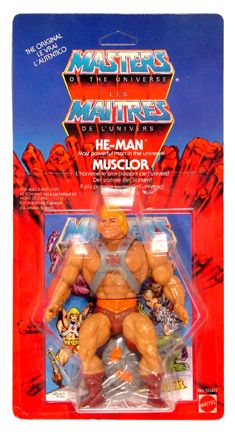 Les Maitres de L'univers - Musclor