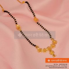 #Simple #classic #beautiful #stunning #desirable #gold #mangalsutra that you will love to wear.