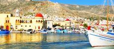 Yunanistan'ın mavisi sizi bekliyor! #enucuzucakbileti www.enucuzucakbilet.org