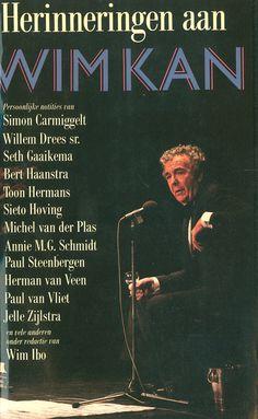 Op 8 september 1983 overlijdt cabaretier Wim Kan.
