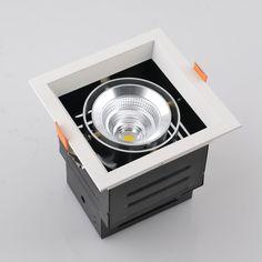 COB LED Box Down light, 9w,15w,25w, 40w accepted