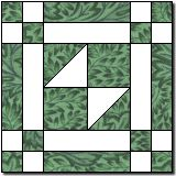 Odds & Ends 2 (free quilt block pattern)