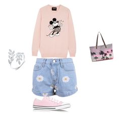 """""""Untitled #12"""" by gkbliss on Polyvore featuring Markus Lupfer, Converse and Samudra"""