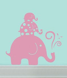 SIZE overall size about 12 x 13 4 small elephant 6 medium elephant wide large elephant COLORS Select 1 color from the color Small Elephant, Elephant Logo, Elephant Nursery, Pink Elephant, Nursery Art, Girl Nursery, Elephant Gun, Light Blue Nursery, Elephant Colour