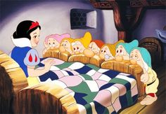 Seven Facts About Disney's Snow White