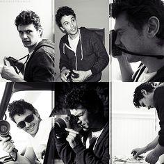 Hi, this blog is dedicated to the multitalented James Franco/ River Phoenix/ Joaquin Phoenix/ Dane...