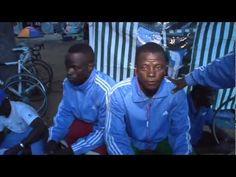 FASO 2012 - Bonus du 23/10/2012, une journée avec l'équipe du Mali