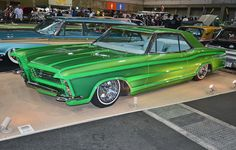 Click this image to show the full-size version. Pimped Out Cars, 1965 Buick Riviera, Lowrider Model Cars, Street Racing Cars, Porsche Sports Car, Vintage Race Car, Sweet Cars, Amazing Cars, Car Show