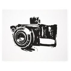 Check out this item at One Kings Lane! Camera Print