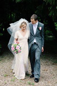 The stunning bride & groom at Augill Castle  www.jobradburyweddingphotographer.wordpress.com #augillcastle #bride #groom