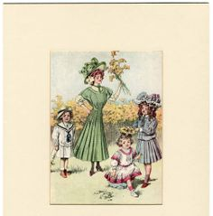 1902-1909, Plate 077 :: Costume Institute Fashion Plates