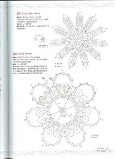 日本手工编织单元花杂志一 - 蕾妮 - 蕾雨轩