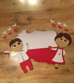 11 listopad Indonesian Independence, Independence Day Decoration, Arctic Monkeys, Kids Education, Red And White, Diy And Crafts, Wall Art, Disney Princess, Drawings