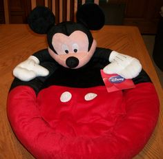 For your dog....Mickey Mouse Pet Bed