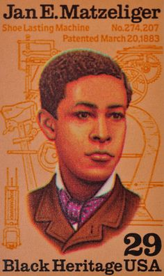 (September 15, 1852 – August 24, 1889) was an African-American inventor in the shoe industry.    Matzeliger was born in Paramaribo (then Dutch Guyana, now Suriname). His father was a Dutch engineer and his mother a black Surinamese slave. He had some i stampcollecting    Please Help Me Out   Checkout some ads   only if they interest you.   Thanks For Click on the   stampcollecting.forallup.com