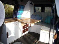 Example Campervan Conversions | Camper Van Life