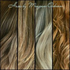 Shades of Aveda Follow me on  Instagram @hairstylist_meagan.osburn