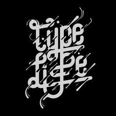 Typography Mania #289   Abduzeedo Design Inspiration