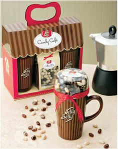 Jelly Belly Café - Coffee & Jelly Belly - yes please