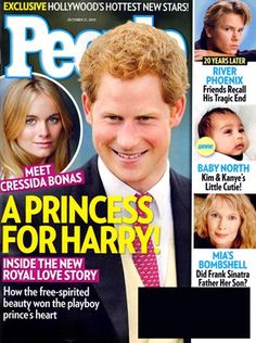 People Magazine | 10/21/2013 Cover